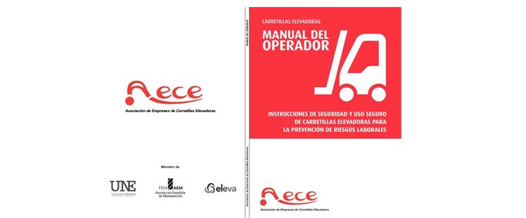 Disponible el Manual del Operador para los Socios de AECE